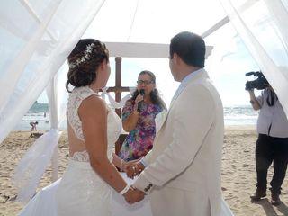 La boda de Berenice y Adan 3
