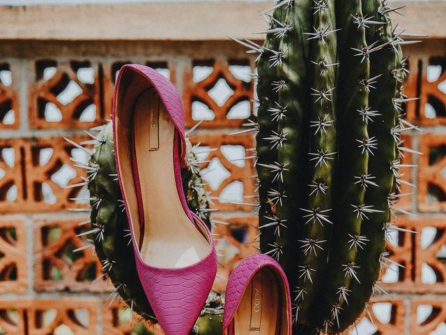 La boda de Mau y Ilce en Xochitepec, Morelos 4