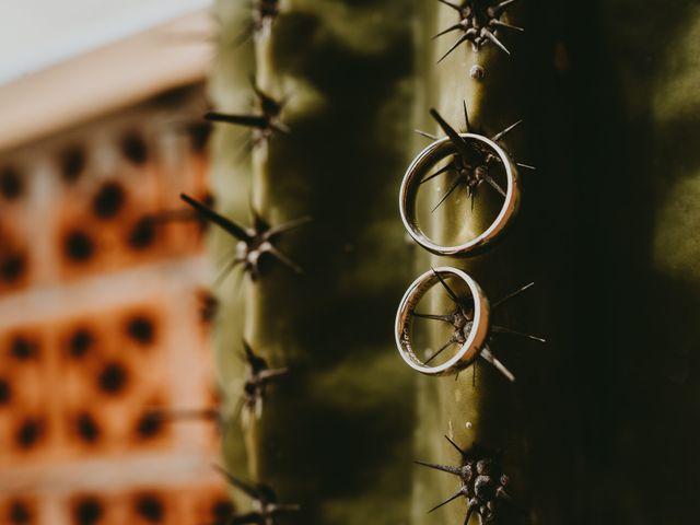 La boda de Mau y Ilce en Xochitepec, Morelos 10