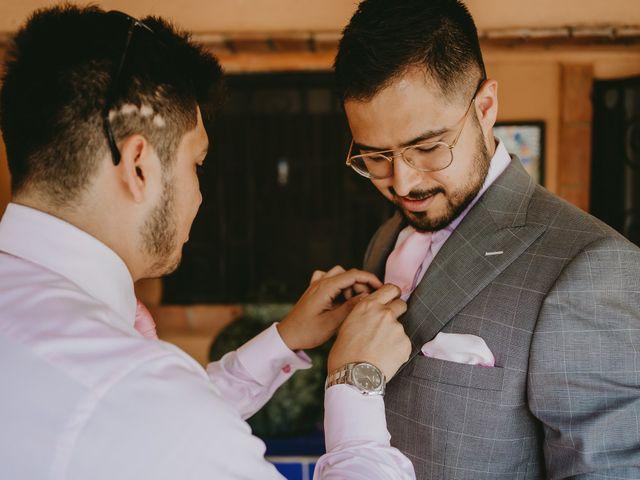 La boda de Mau y Ilce en Xochitepec, Morelos 20