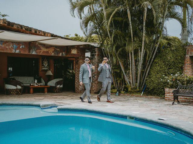 La boda de Mau y Ilce en Xochitepec, Morelos 25