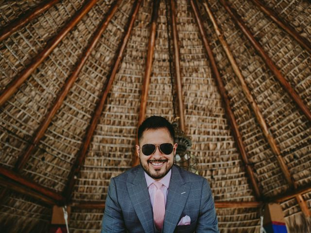 La boda de Mau y Ilce en Xochitepec, Morelos 26