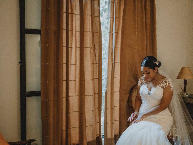 La boda de Mau y Ilce en Xochitepec, Morelos 35