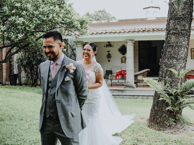 La boda de Mau y Ilce en Xochitepec, Morelos 36