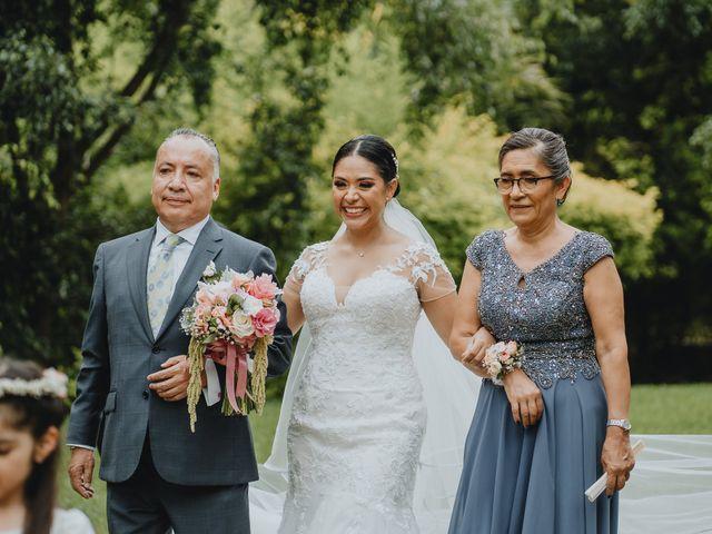 La boda de Mau y Ilce en Xochitepec, Morelos 45