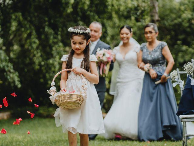 La boda de Mau y Ilce en Xochitepec, Morelos 46