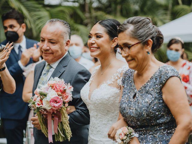 La boda de Mau y Ilce en Xochitepec, Morelos 47