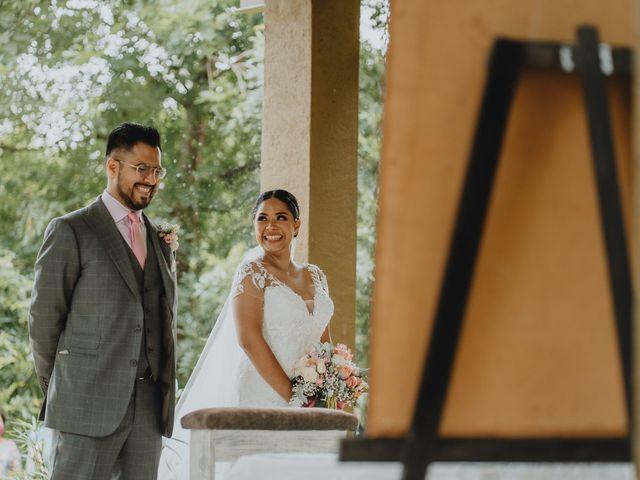 La boda de Mau y Ilce en Xochitepec, Morelos 49