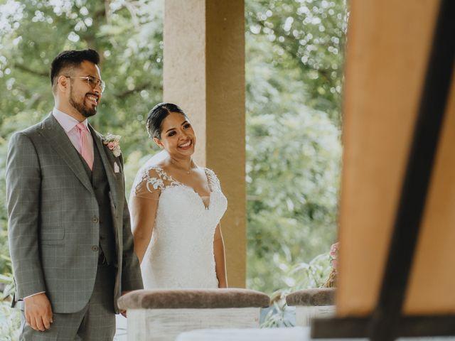 La boda de Mau y Ilce en Xochitepec, Morelos 50