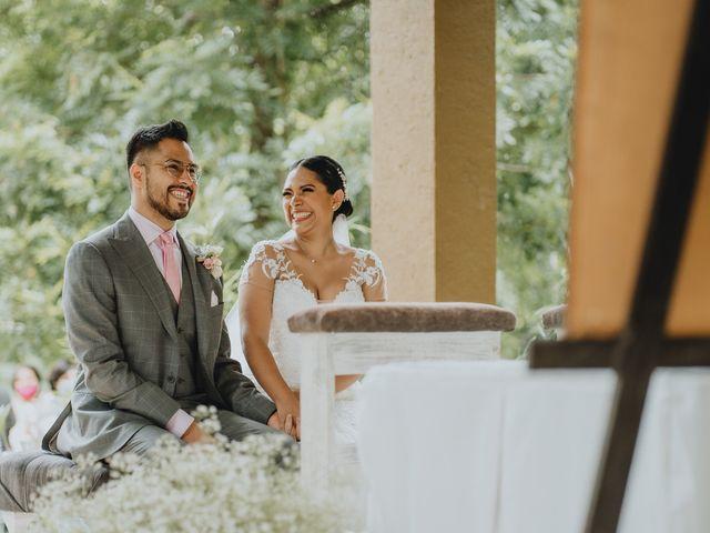 La boda de Mau y Ilce en Xochitepec, Morelos 51