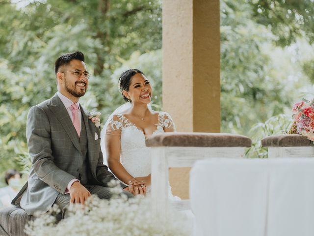 La boda de Mau y Ilce en Xochitepec, Morelos 52