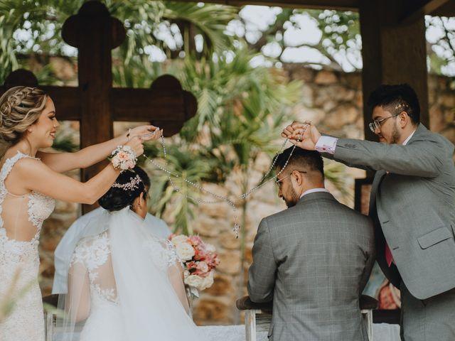 La boda de Mau y Ilce en Xochitepec, Morelos 58