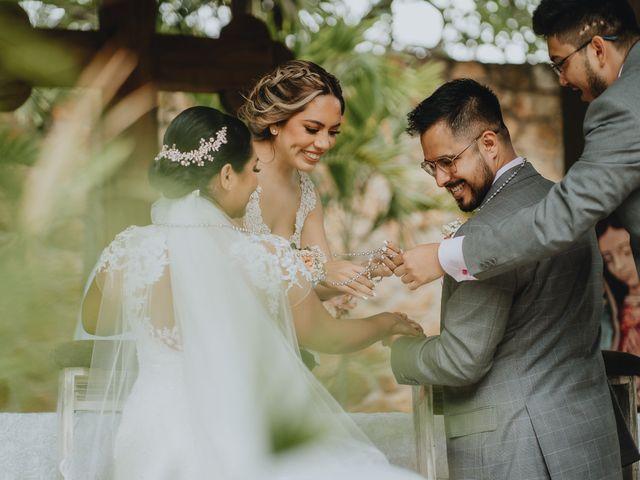 La boda de Mau y Ilce en Xochitepec, Morelos 59