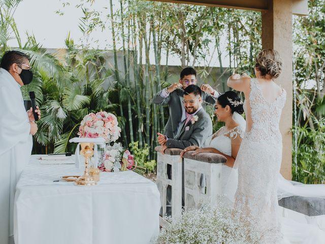 La boda de Mau y Ilce en Xochitepec, Morelos 60