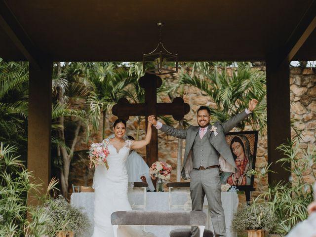 La boda de Mau y Ilce en Xochitepec, Morelos 62