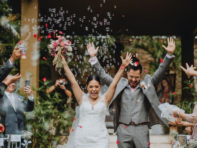 La boda de Mau y Ilce en Xochitepec, Morelos 64