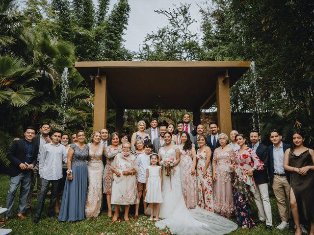 La boda de Mau y Ilce en Xochitepec, Morelos 65