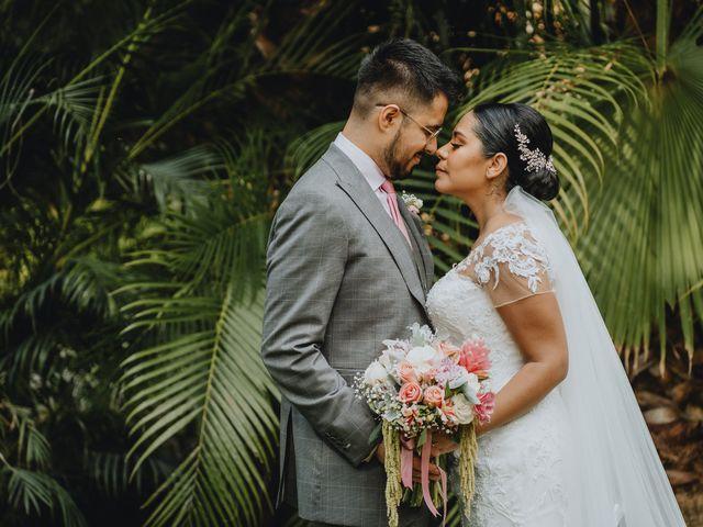 La boda de Mau y Ilce en Xochitepec, Morelos 1