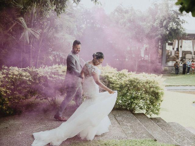 La boda de Mau y Ilce en Xochitepec, Morelos 72