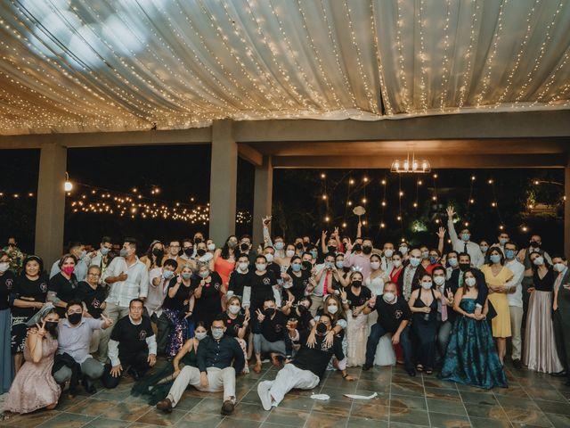 La boda de Mau y Ilce en Xochitepec, Morelos 93