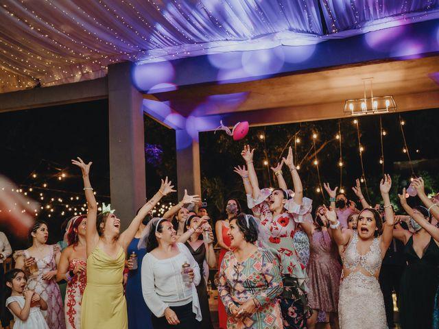 La boda de Mau y Ilce en Xochitepec, Morelos 95