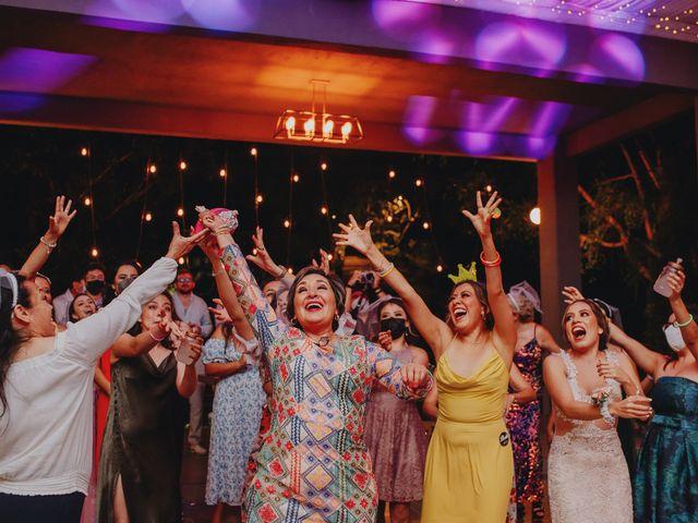 La boda de Mau y Ilce en Xochitepec, Morelos 96