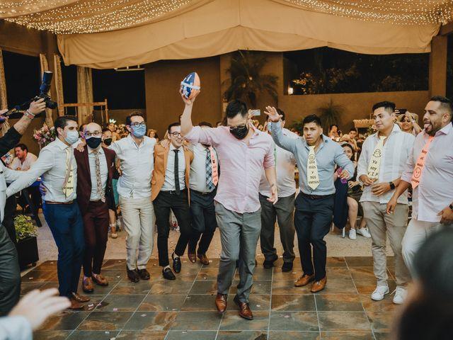 La boda de Mau y Ilce en Xochitepec, Morelos 100