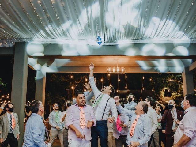 La boda de Mau y Ilce en Xochitepec, Morelos 101