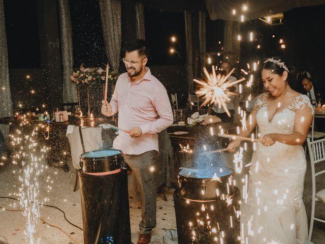 La boda de Mau y Ilce en Xochitepec, Morelos 102