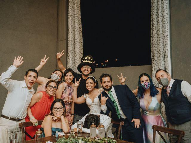 La boda de Mau y Ilce en Xochitepec, Morelos 104