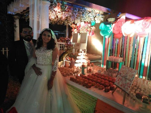 La boda de Rubí  y José Manuel