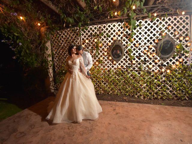La boda de Mirian y Cristian