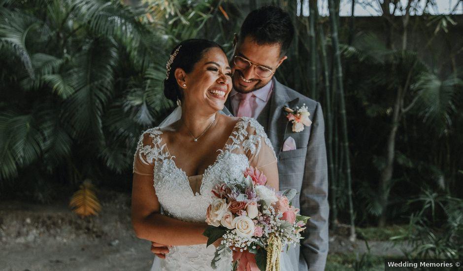 La boda de Mau y Ilce en Xochitepec, Morelos