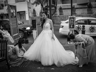 La boda de Kary y Paco 2