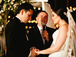 La boda de Alejandra y Andrés 3