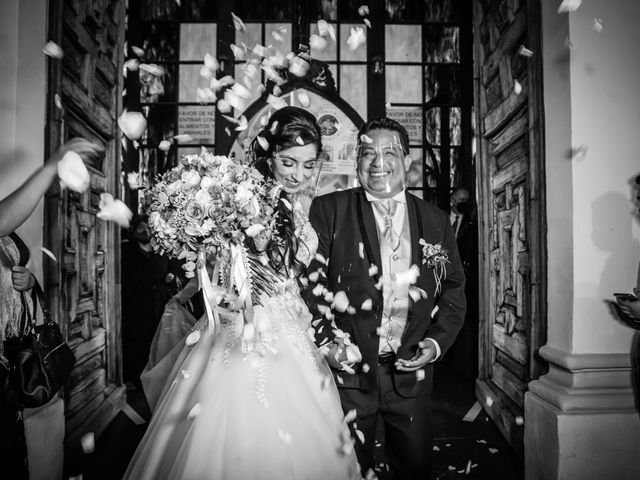 La boda de Kary y Paco