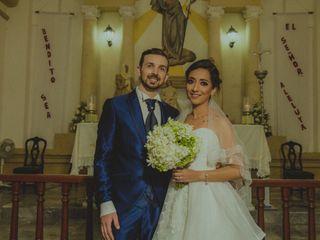La boda de Alicia y Christian