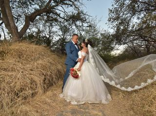 La boda de Jessica y Fredy 1