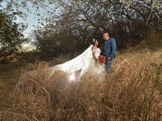 La boda de Jessica y Fredy 2
