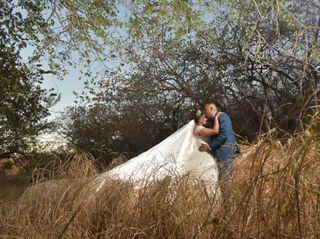 La boda de Jessica y Fredy