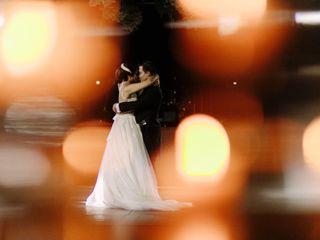 La boda de Fanny y Hector