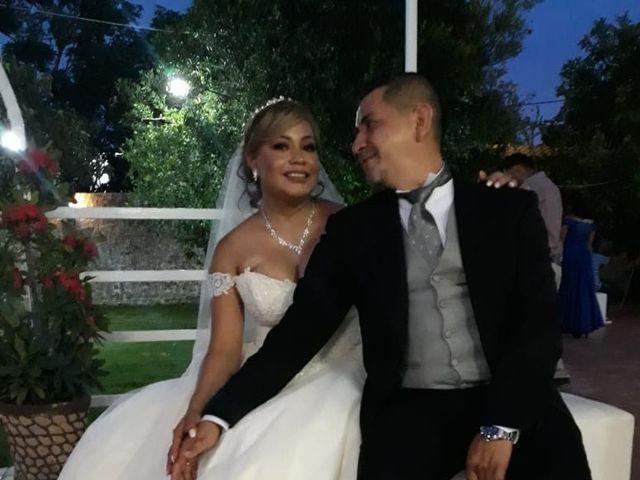 La boda de César  y María de Jesús  en San Luis Potosí, San Luis Potosí 4