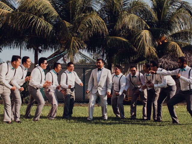 La boda de Luis Guillén y Gissell Gómez en Tapachula, Chiapas 10
