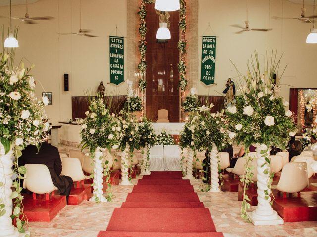 La boda de Luis Guillén y Gissell Gómez en Tapachula, Chiapas 11