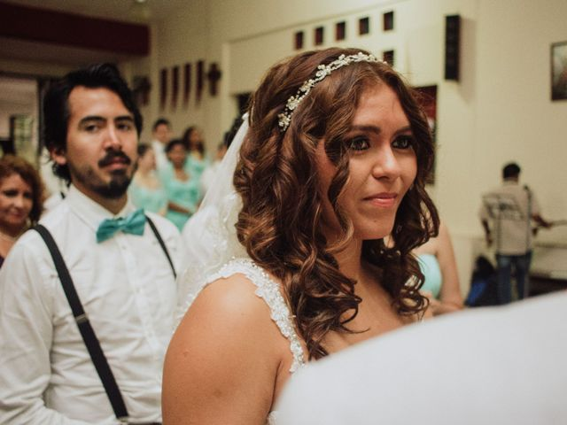 La boda de Luis Guillén y Gissell Gómez en Tapachula, Chiapas 16