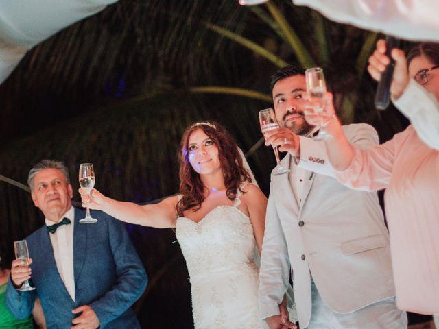 La boda de Luis Guillén y Gissell Gómez en Tapachula, Chiapas 30