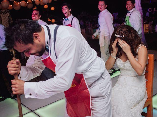 La boda de Luis Guillén y Gissell Gómez en Tapachula, Chiapas 41