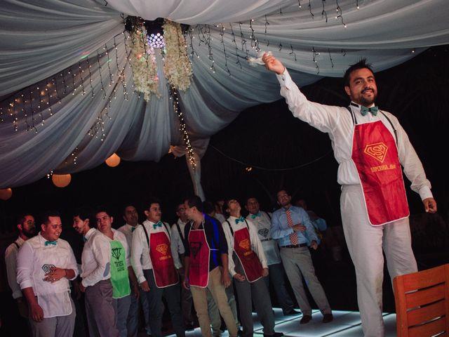 La boda de Luis Guillén y Gissell Gómez en Tapachula, Chiapas 43