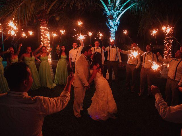 La boda de Luis Guillén y Gissell Gómez en Tapachula, Chiapas 54