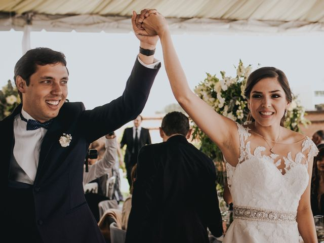 La boda de Tania y Julián